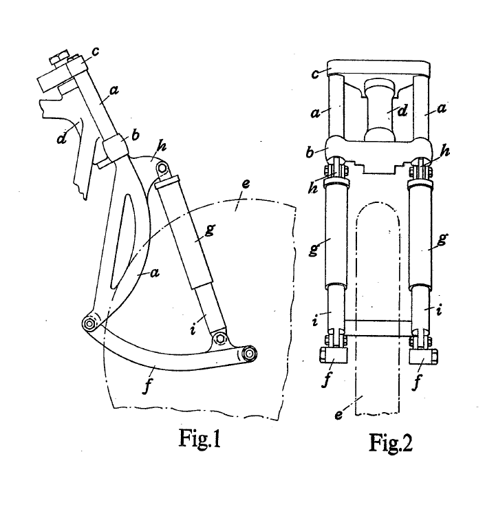 Fig 1. Earles Patent