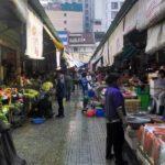 Market in Ho Chi Minh City
